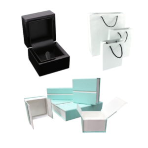 Jewellery Boxes and Packaging